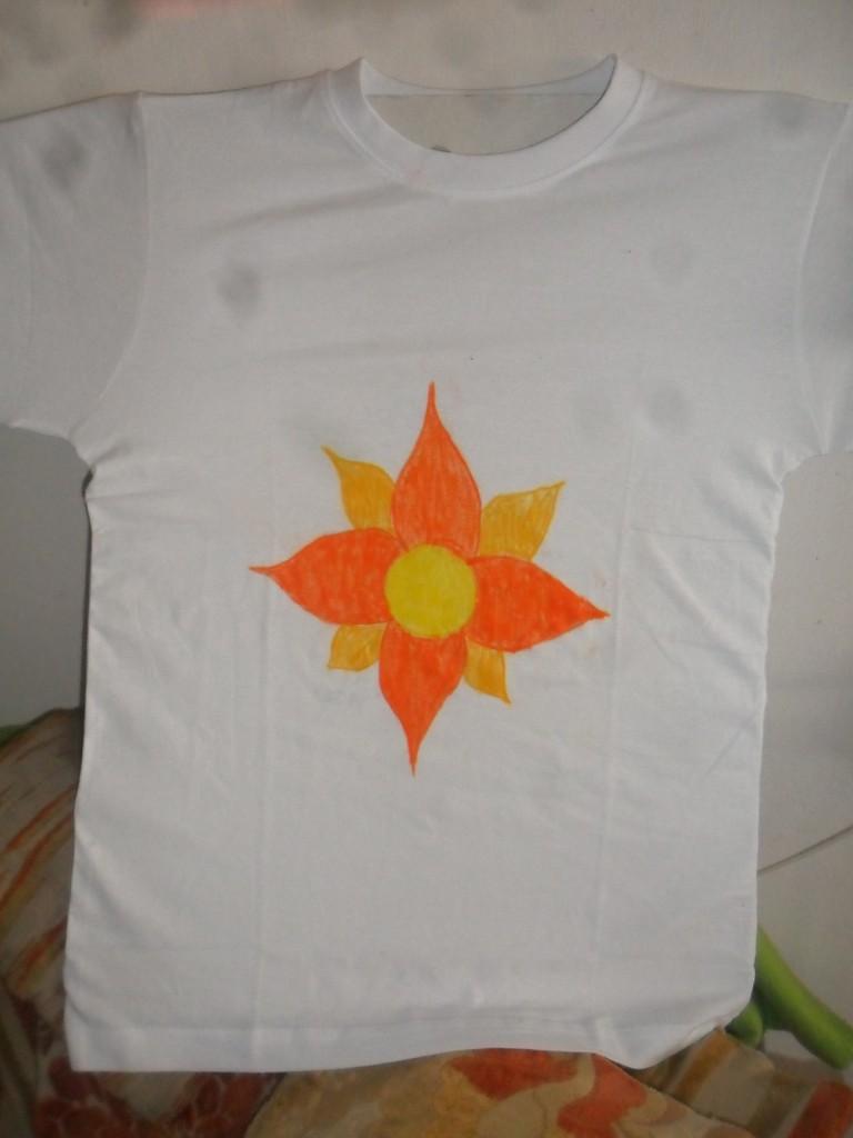 T-shirt decoreren