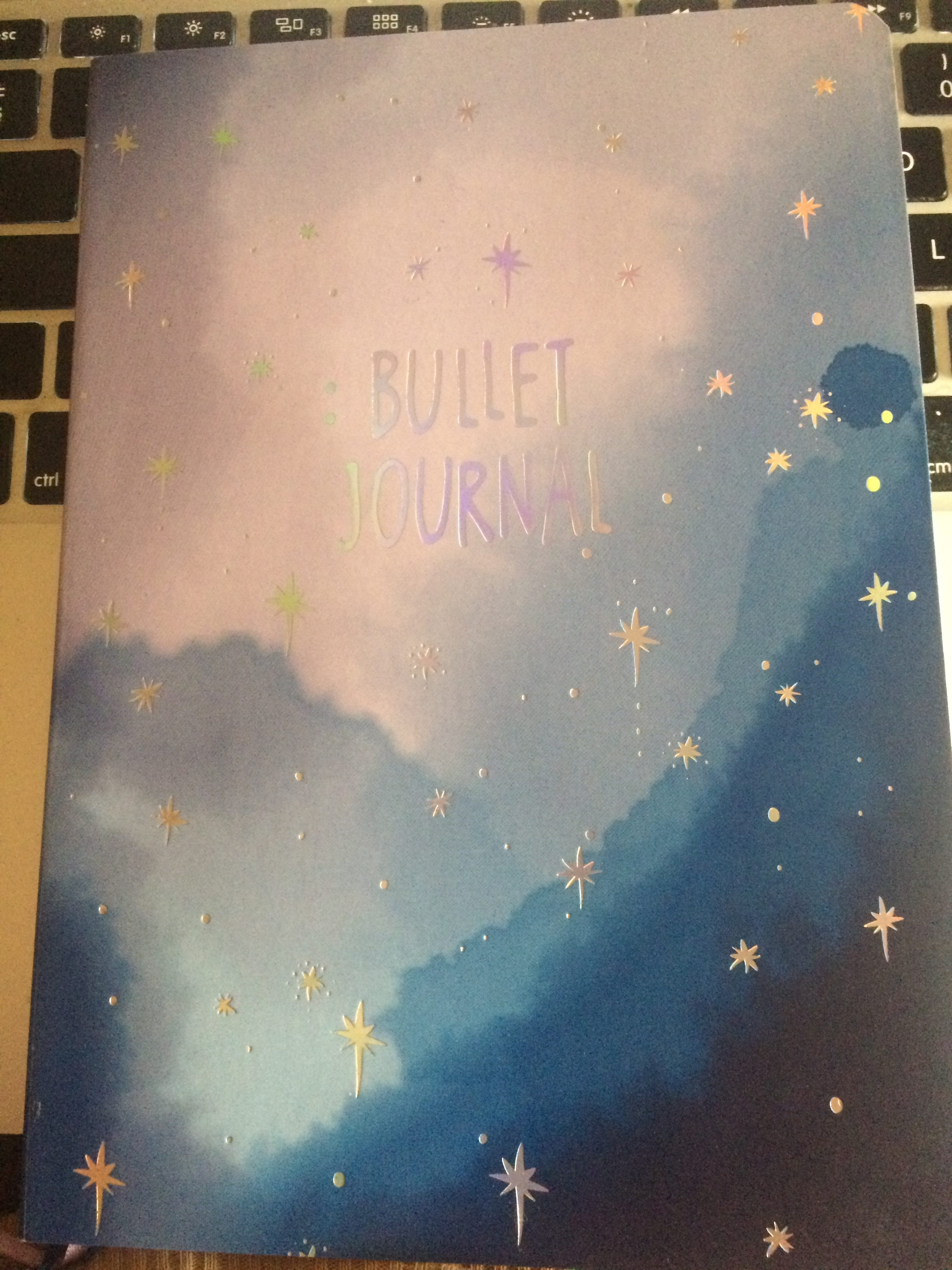 Mijn bullet journal